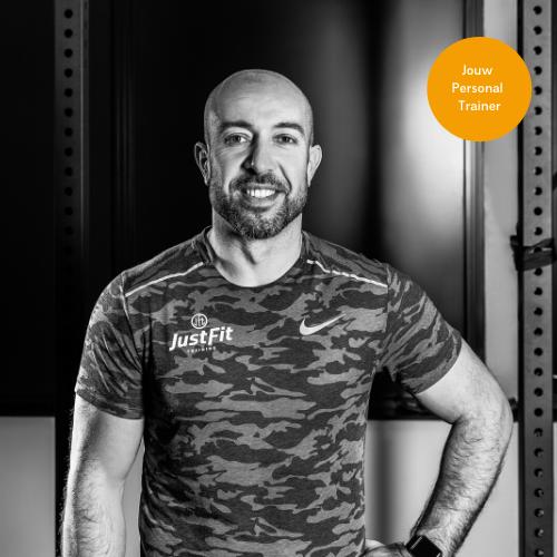 Bülent Yetilmis, personal trainer JustFit Uden